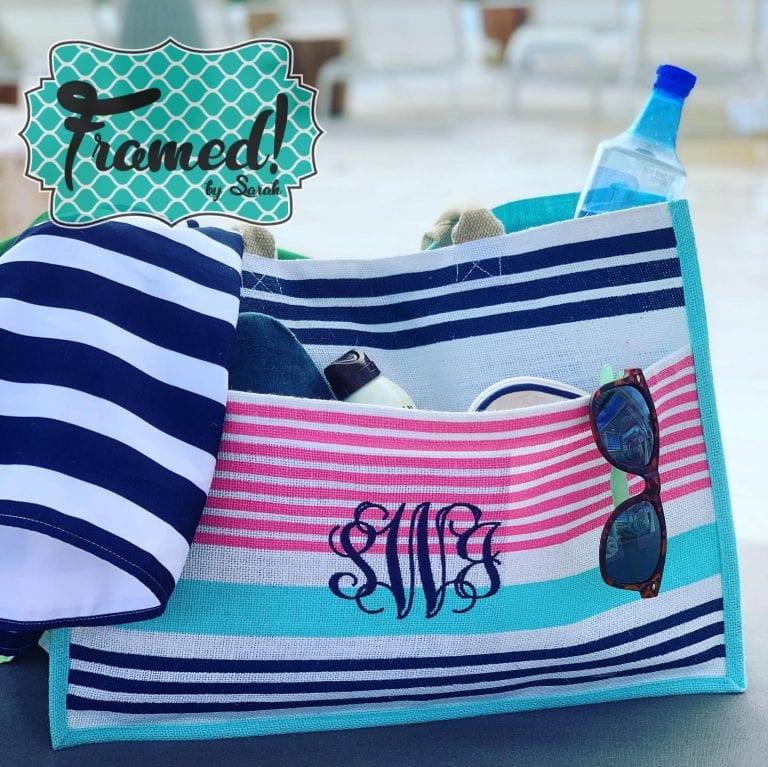 Life's a Beach Essential Monogram Subscription Box