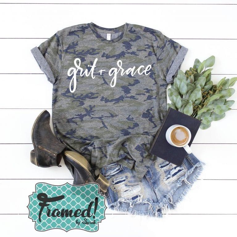 Grit + Grace September T-Shirt Club