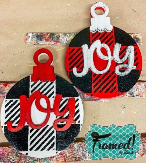 Joy Ornament Attachment