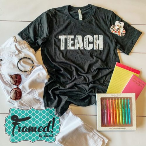 TEACH Graphic Tee (XXL & 3X only)