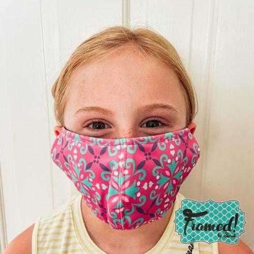 Teen Adjustable Face Masks
