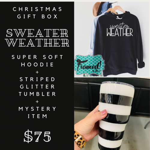 Sweater Weather Gift Box