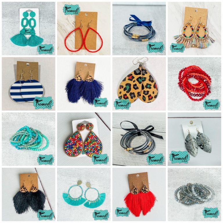 Jewelry Summer Wardrobe Essentials Framed by Sarah