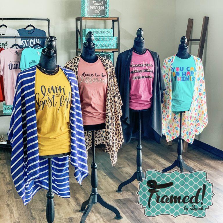 All kimonos Summer Wardrobe Essentials Framed by Sarah