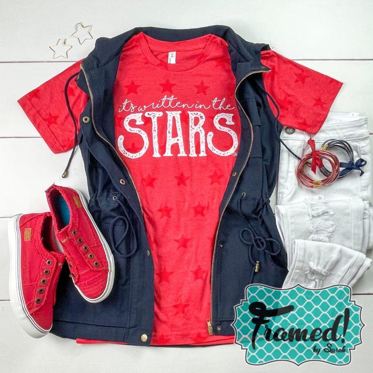 June 2021 T-Shirt Club Tee 2 Its written in the stars