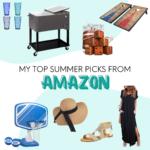 My Top Summer Amazon Picks