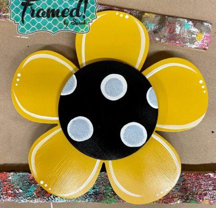 sunflower welcome board attachment